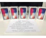 New Apple iPhone X 256GB Unlocked Smartphone