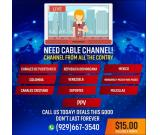 NEED CABLE CHANNEL AND FREE PVP 70% OFF