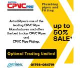 Buy Astral Pipes and Fittings at Wholesale Price in Bangladesh