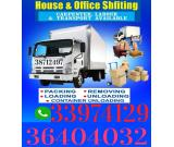 House shifting in All over Bahrain 24.hours