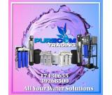 Purecom Trading for Water Treatment Solutions