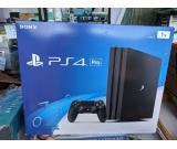 SONY PLAYSTATION 4 Console pro 1TB PS4 CONSOLE 30 GAMES & 4 Controllers Wireless Headset