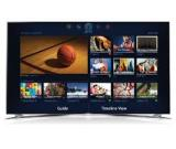Samsung UN75F8000AFXZC 75 1080p 3D LED-LCD HDTV with Wi-Fi and voice/gesture control