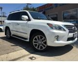 Selling My Lexus Lx 570 2014 Used