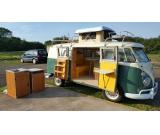 Volkswagen VW Splitscreen Campervan Westfalia SO42