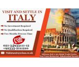 Visit & Settle In Italy