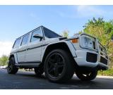 2013 Mercedes Benz G63 White
