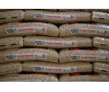 Wood pellets and briquette