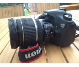 Brand New Canon EOS 60D_Mark_III 22.3 MP Digital SLR Camera plus free lens and Free shipping
