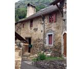 Village house in the Pyrenees