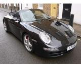 Porsche Carrera 911 3.8 4S Tiptronic Automatic Convertible