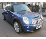 Mini 1.6 Cooper S Chili Pack 6 Speed