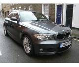 BMW 120D M Sport Automatic Coupe
