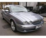 Jaguar X-Type 2.5 V6 SE Automatic AWD 4 Door
