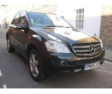 Mercedes ML 320 CDi SE Automatic