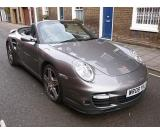 Porsche 911 3.6 Turbo Tiptronic S Automatic Convertible