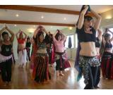 BEGINNERS BELLY DANCE CLASSES - 01323 482713