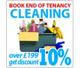 Get discount with End of tenancy Portsmouth