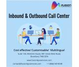 Inbound Call Center Services - Fusion BPO Services