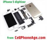 Online Seller of iPhone 5 LCD screen digitizer