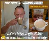 Ganoderma cappuccino healthy coffee specialty