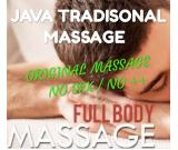 READY TRADISIONAL javanes Full Body OIL MASSAGE