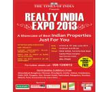 REALTY INDIA EXPO 2013 - ABU DHABI