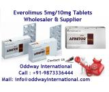 Everolimus 10mg Tablet Afinitor Supplier