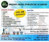 Diksha  Skill Enhancer  Academy- Professional  IT Training
