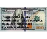 High Quality First Grade Counterfeit Bills for Sale