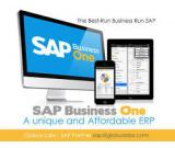 Affordable ERP SAP Business one from SAP