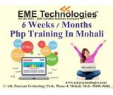 PHP Summer Training In Mohali