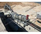Stationary drum mix plant For Sale - Atlas Industries