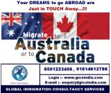 Jet, Set & migrate to Canada