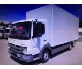Mercedes Benz Atego 4 X 2 Box Truck Manual Gearbo