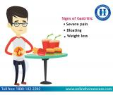 Gastritis can be effectively treated with homeopathy in Hubli