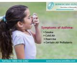 Homeopathy gives Instant Relief from Asthma in Mysore