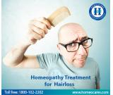 Homeopathy Treatment for Hair loss in Karimnagar