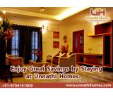 Avail 20% off on your stay at Unnathi Homes in Hyderabad