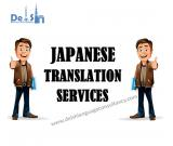 ISO Certified Company for Japanese Translation Services