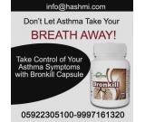 Bronkill Capsule for Herbal Breathing Support