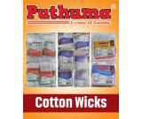 Wanted Distributors For Puthuma Brand Cotton Wicks. Call now! - 9846104883
