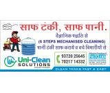 Mechanised Water Tank Cleaning Service in Mira Bhayander