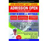 Join Merchant Navy and explore the Sea