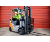 How the Driver's Aid for Forklift Activities?