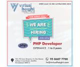 Urgent Requirement of PHP Developer at Ahmedabad (1-3 yr Exp.)