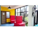 Coworking shared office space bangalore for startups