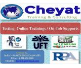 selenium online training and on job support by cheyat  tech