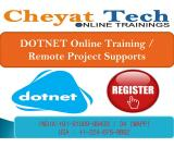 DotNet online training and job support by cheyat tech