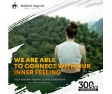 500 Hour Yoga Teacher Training in Rishikesh, India 2019